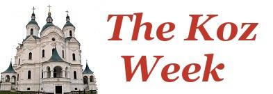 The Koz Week